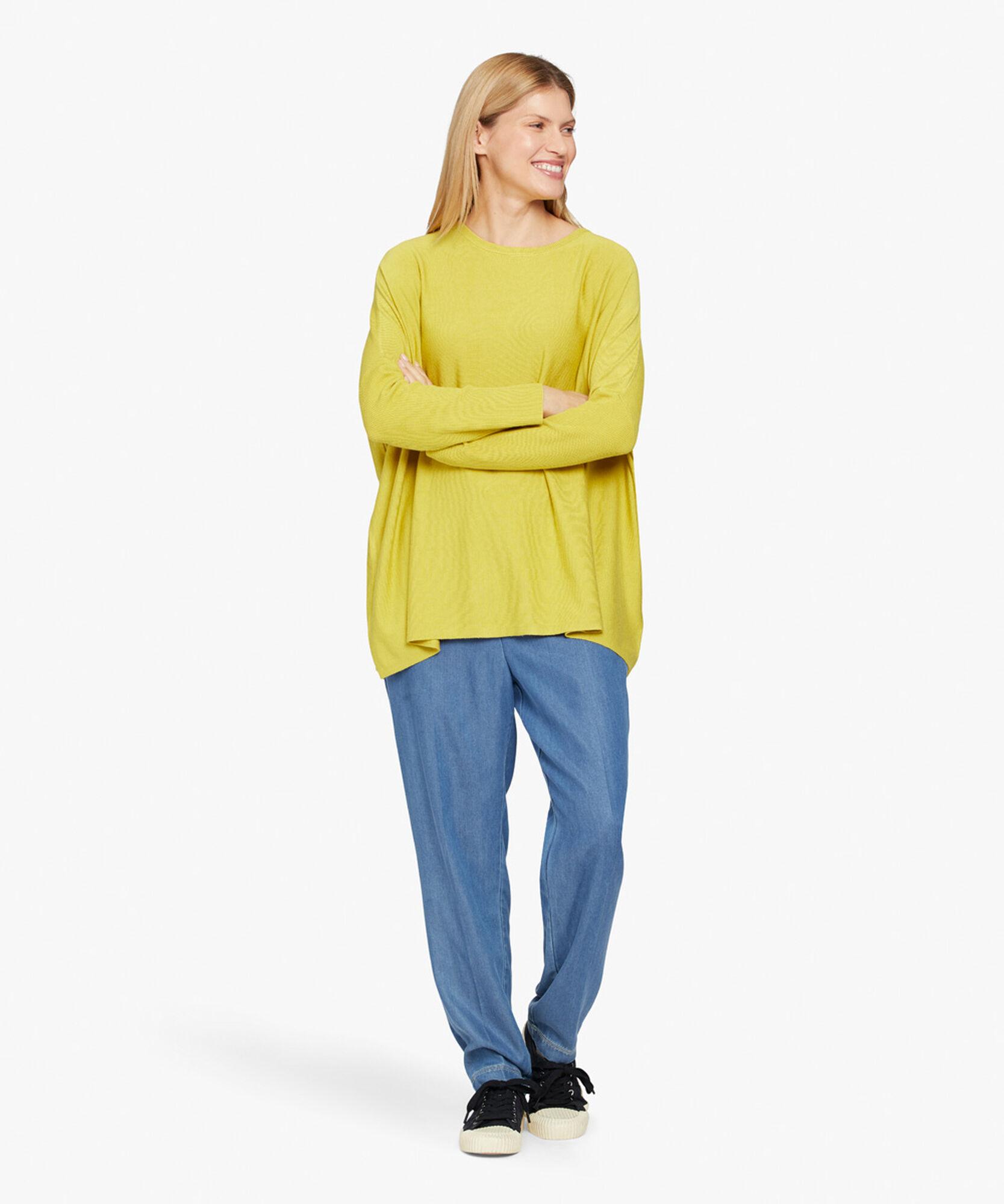 FANASI SHIRT, Oil Yellow, hi-res