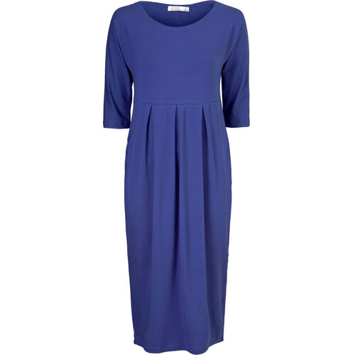 NIMMA KLEID, ROYAL BLUE, hi-res