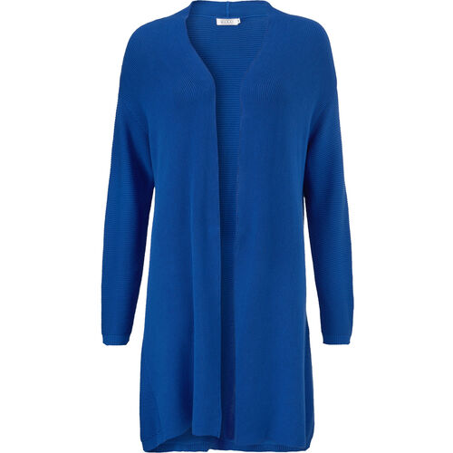 LAIMA CARDIGAN, GREEK BLUE, hi-res