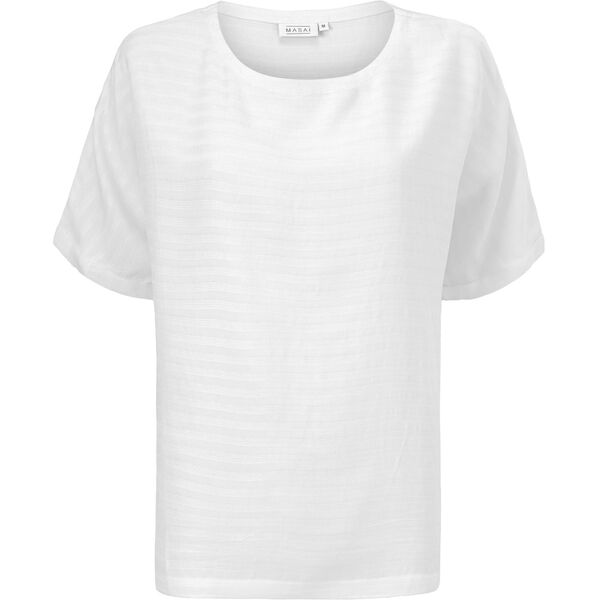DASHA SHIRT, WHITE, hi-res