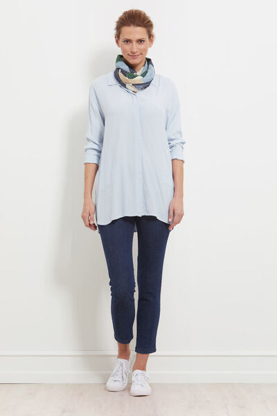IBBY BLUSE, SKYWAY, hi-res