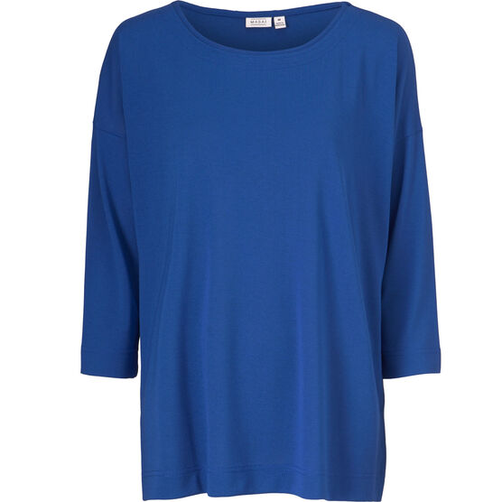 BLUMA TOP, ROYAL BLUE, hi-res