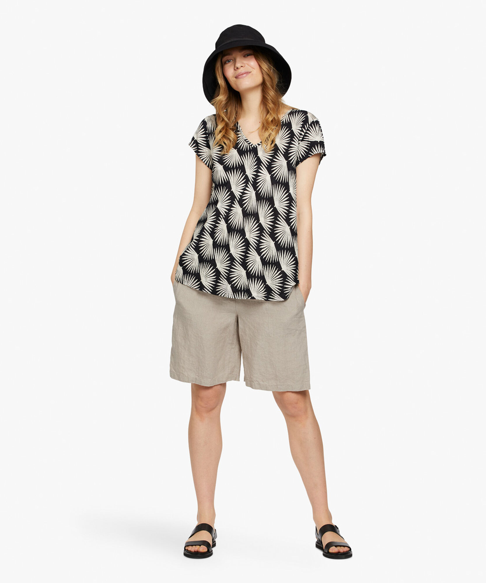 KALLO SHIRT, Black, hi-res