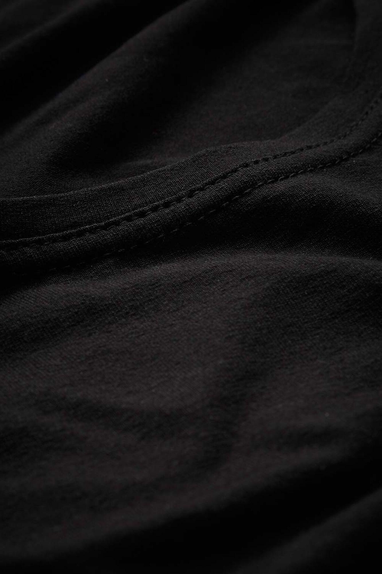 CREAM TOP, Black, hi-res