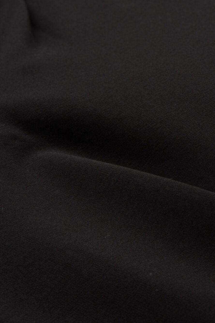 BIRGITTE JERSEY SHIRT, Black/Monk, hi-res