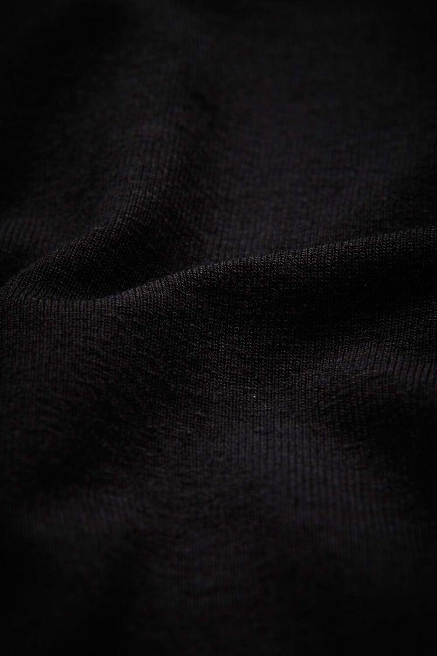 ELISA JERSEY SHIRT, Black, hi-res