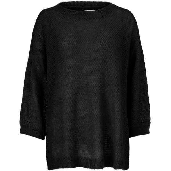 FLORIS TOP, BLACK, hi-res