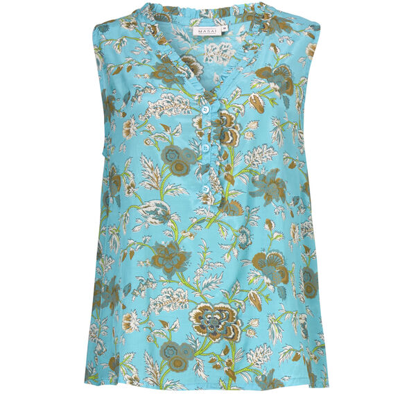 EDITTA SHIRT, BLUE MIST, hi-res