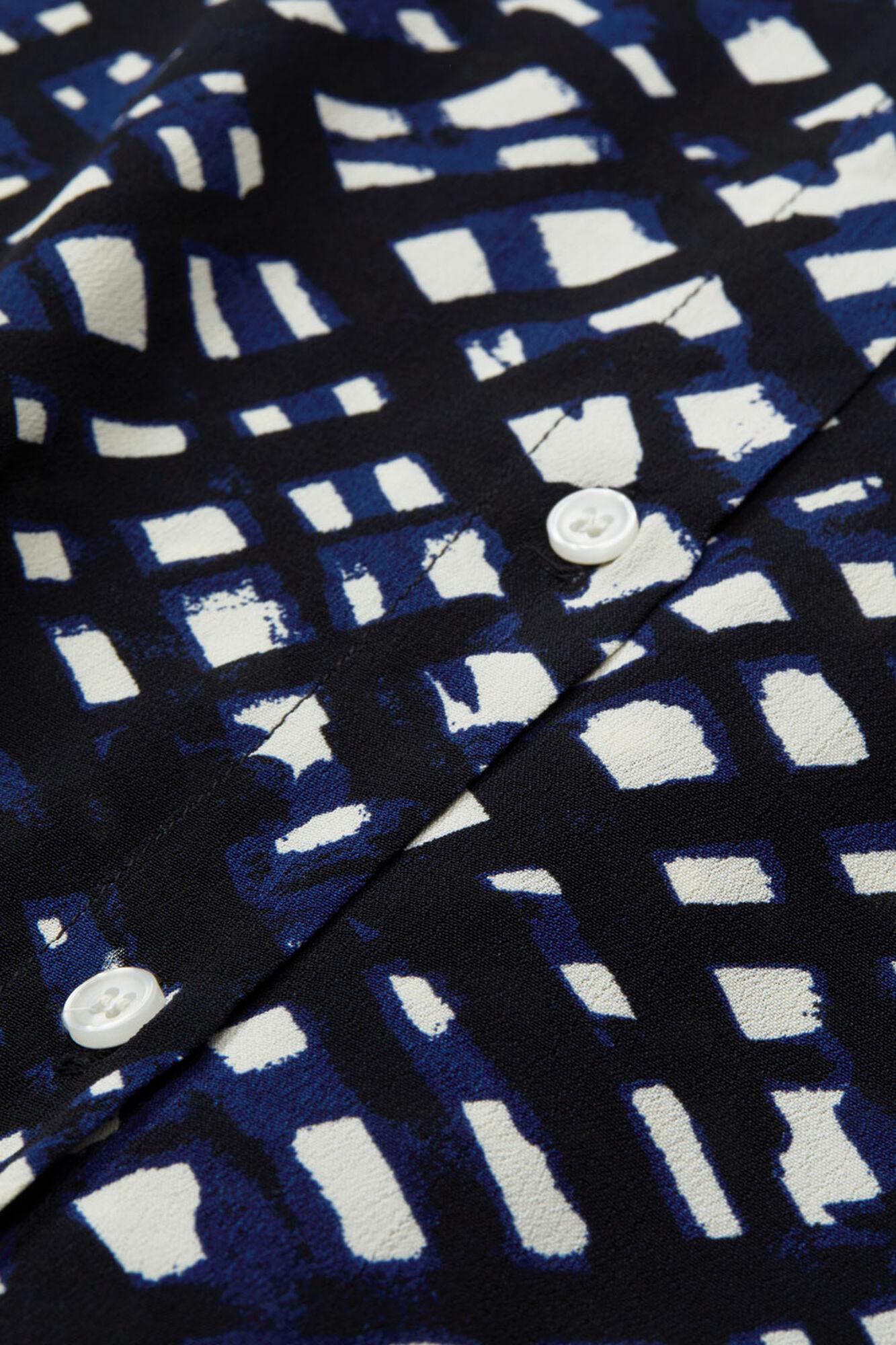 IASNA HEMDBLUSE, Medieval blue, hi-res