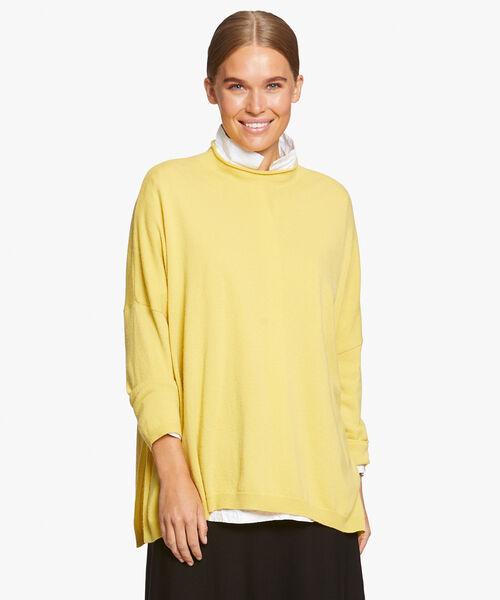 FINOLA SHIRT, Oil Yellow, hi-res