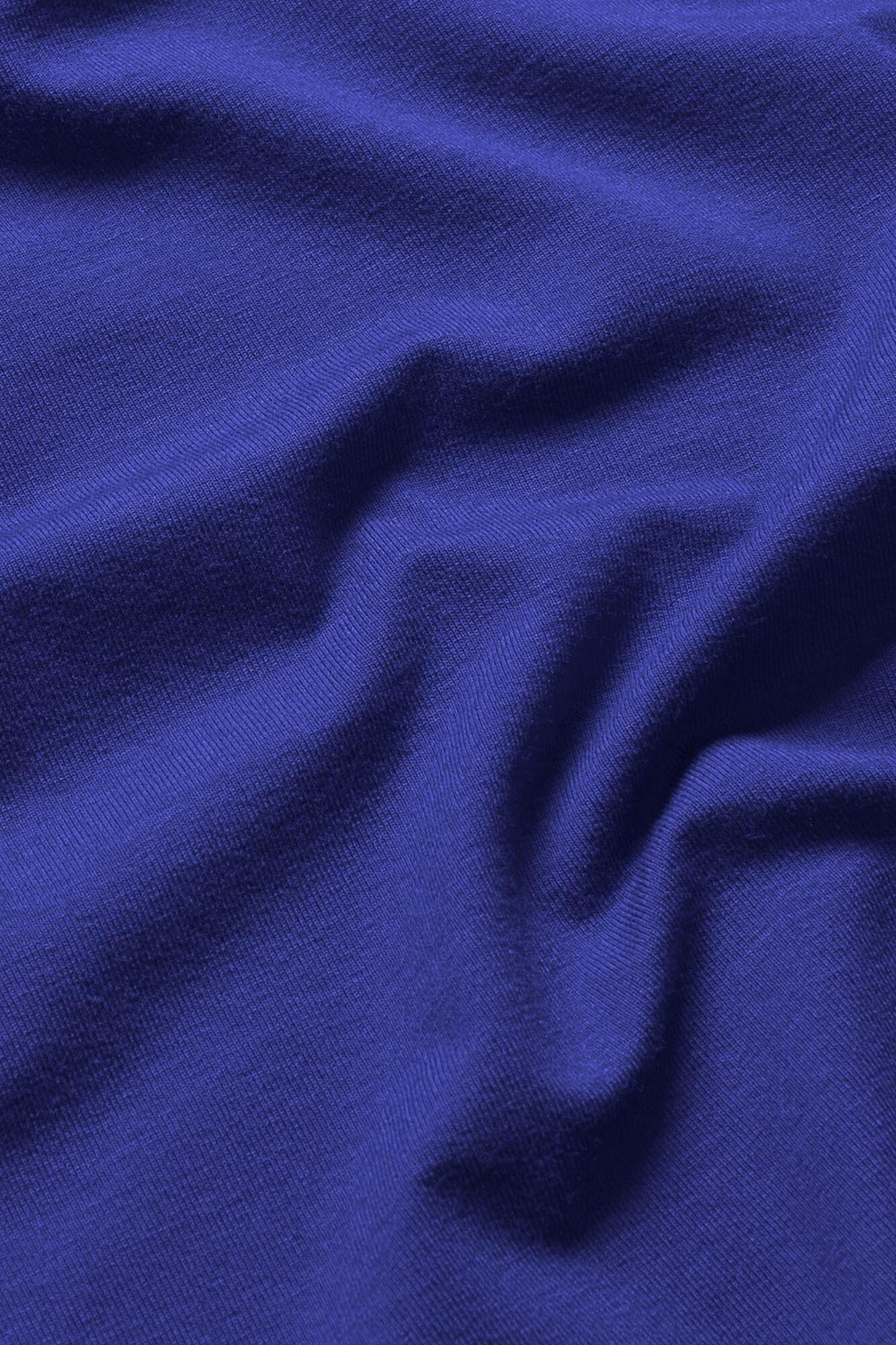HABITA TUNIKA, Clematis Blue, hi-res