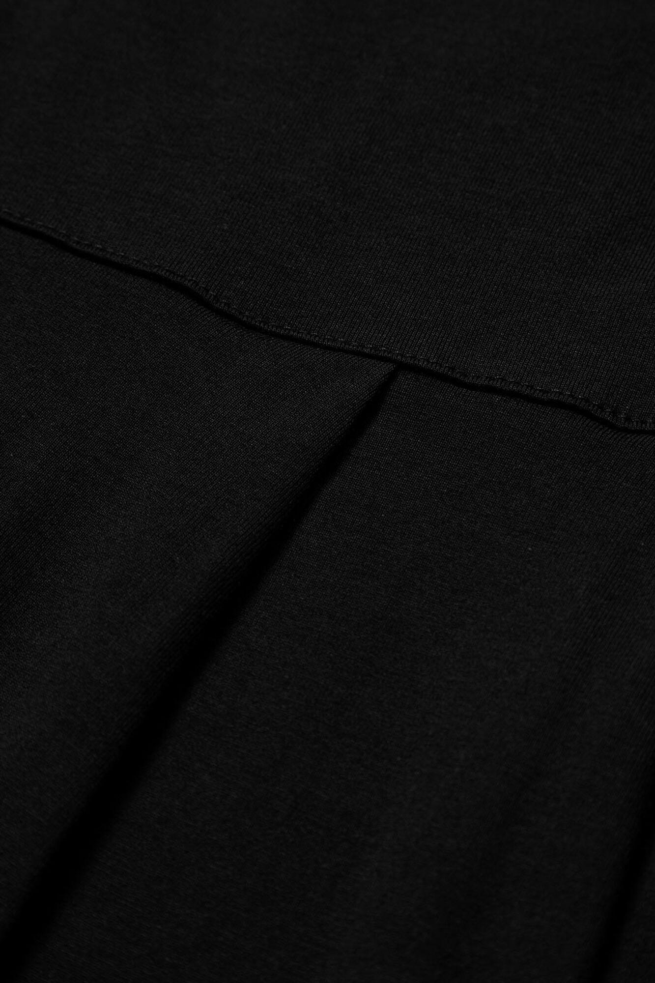 NETTASSA JERSEY JUMPSUIT, Black, hi-res