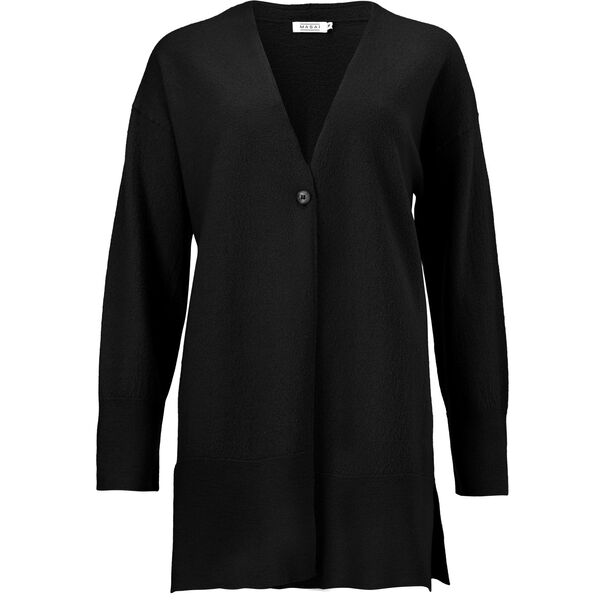 LOREEN CARDIGAN, BLACK, hi-res