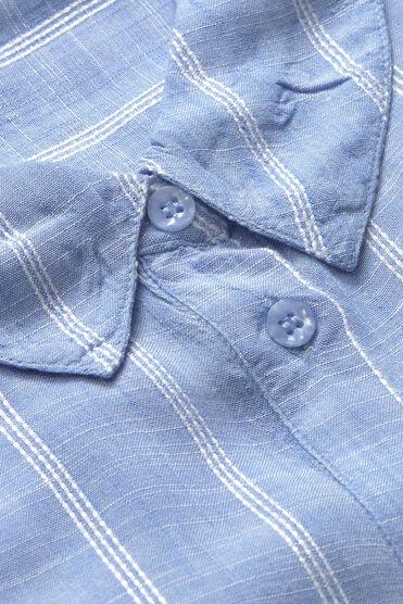 ISEL HEMDBLUSE, Medieval blue, hi-res