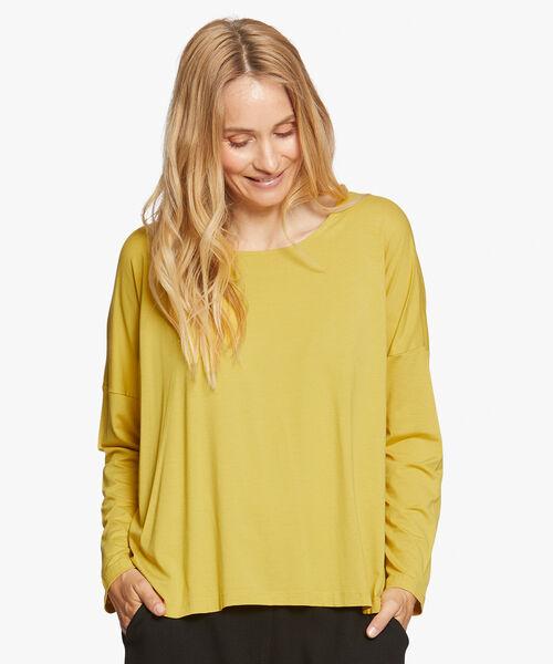 BABUA SHIRT, Oil Yellow, hi-res