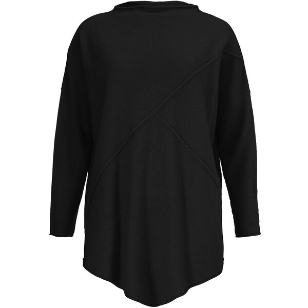 FABIA SHIRT, BLACK, hi-res