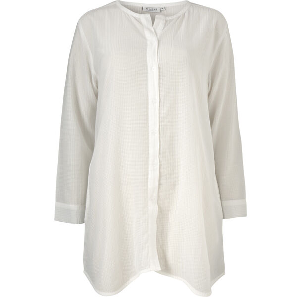 ITANA BLUSE, CREAM, hi-res